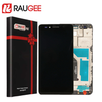 For Huawei P8 Lite LCD Display Touch Screen Digitizer Assembly For Huawei P8 Lite 2015 LCD