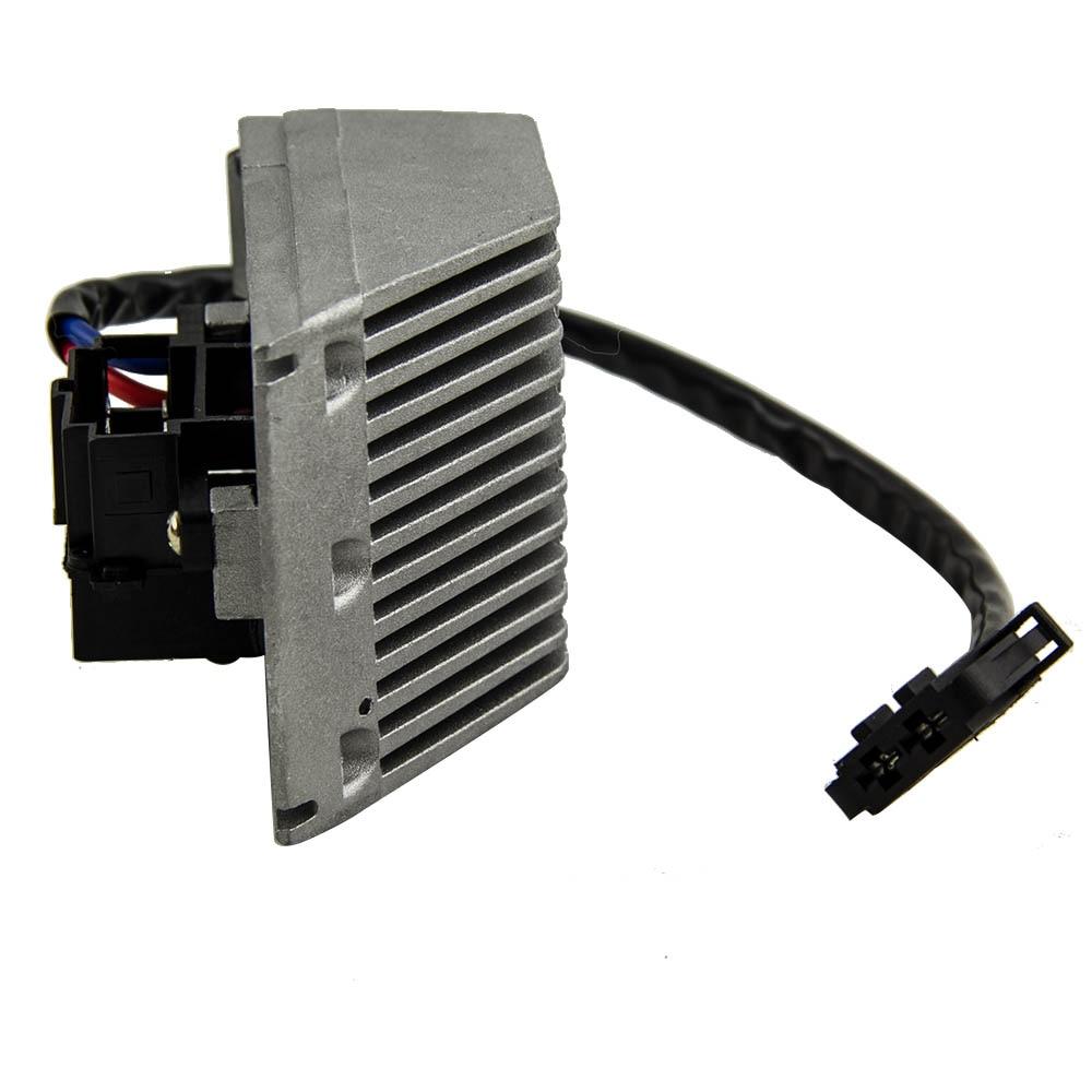 Heater Blower Motor Resistor Fan For Skoda Fabia Ibiza 5j