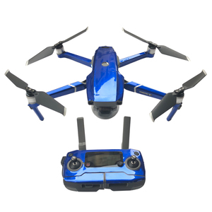 Image 3 - MAVIC 2 PRO Zoom Waterproof fluoresce luxury Stickers Skin Decals Film Body Remote Control Battery Arm tags for DJI Decal