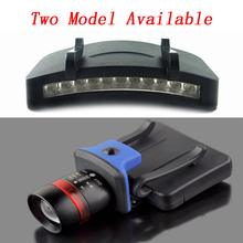 Litwod z20 super Bright 11 LED cap light Headlight HeadLamp head Flashlight head Cap Hat Light Clip on light Fishing head lamp