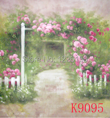 4*6m Hand Painted Fantasy scenic muslin Backdrop, photography studioK9095,cloth photography background,photo backdrop for studio adjustable laptop desk computer table office furniture desk laptop stand desk modern notebook table laptop bed tray page 2