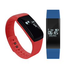 New Arrival Smart Band Fitness Bracelet With Heart Rate Monitor Smart Wristband font b Smartwatch b