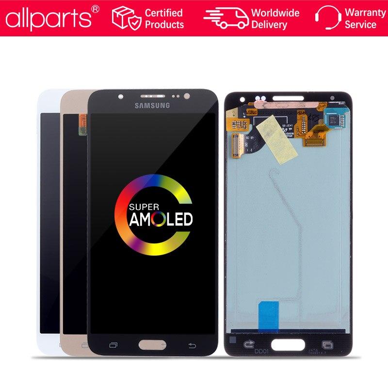 Original 4.7'' AMOLED Display For SAMSUNG Galaxy Alpha LCD