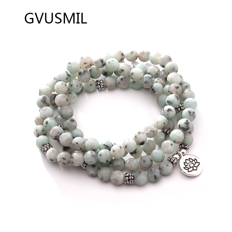 Fashion 108 Beads Bracelet New Design Women`s  or Necklace Vintage Jewelry