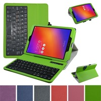 Removable Bluetooth Keyboard Leather Case Cover For 9.7 ASUS Zenpad Z10 ZT500KL Verizon 4G Let Android 6.0 Tablet