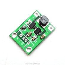 Convertidor de CC de 5V, fuente de alimentación de aumento, potenciador de DC-DC, placa Convertidora de buck-boost, regulador de voltaje de 500MA de aumento, 1V-5V a 5V