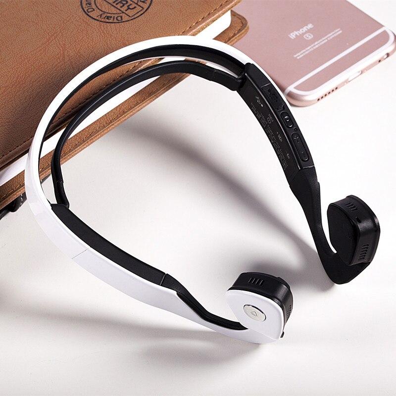Prisegajte na slušalke s kostnimi kondicijami Bluetooth 4.0 - Prenosni avdio in video - Fotografija 2