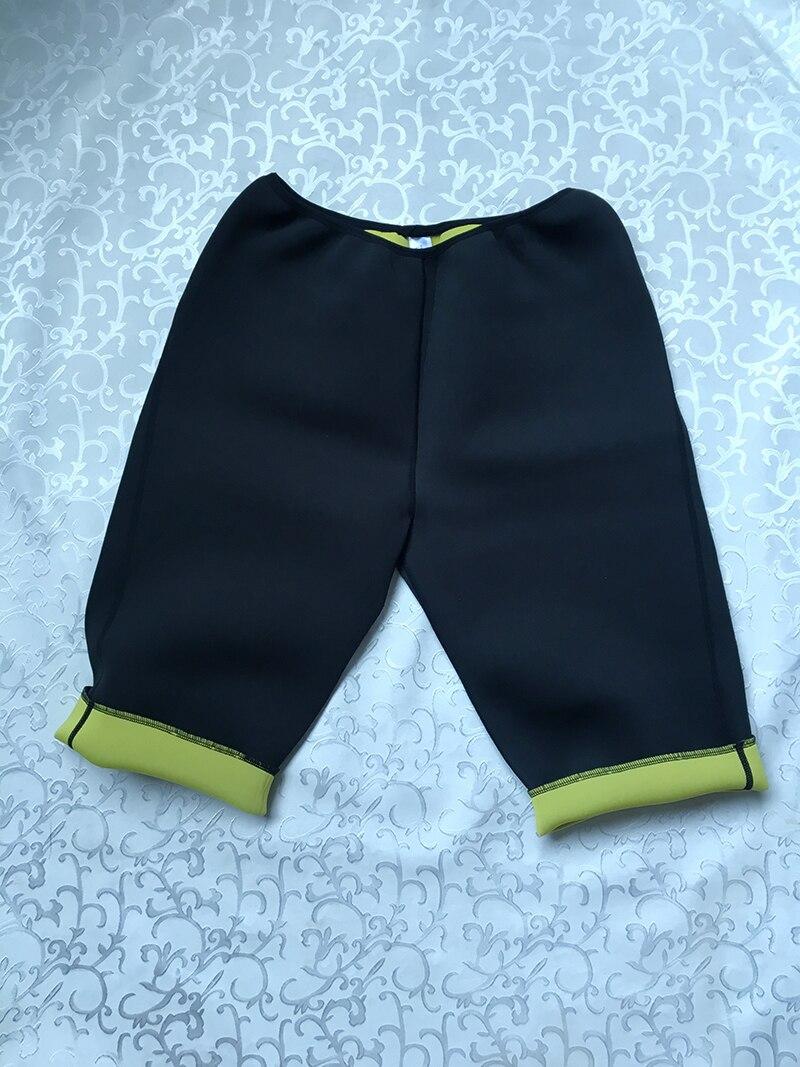 Meisou Women Slimming Pants Hot Thermo Neoprene Sweat Sauna Body Shapers Fitness Stretch Control Panties Burne Waist Slim Pants (12)