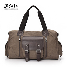 Vintage Mann Tasche Große Kapazität Reisetasche Umhängetasche Mann Umhängetasche hohe qualität unisex handtasche