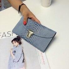 free shipping new fashion brand hot sale font b women s b font long wallet ladies