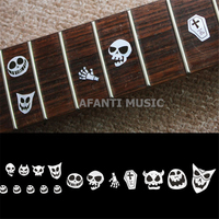 Afanti music High grade guitar finger board sticker / Shell decal / finger mark Inlay (FPD 108)