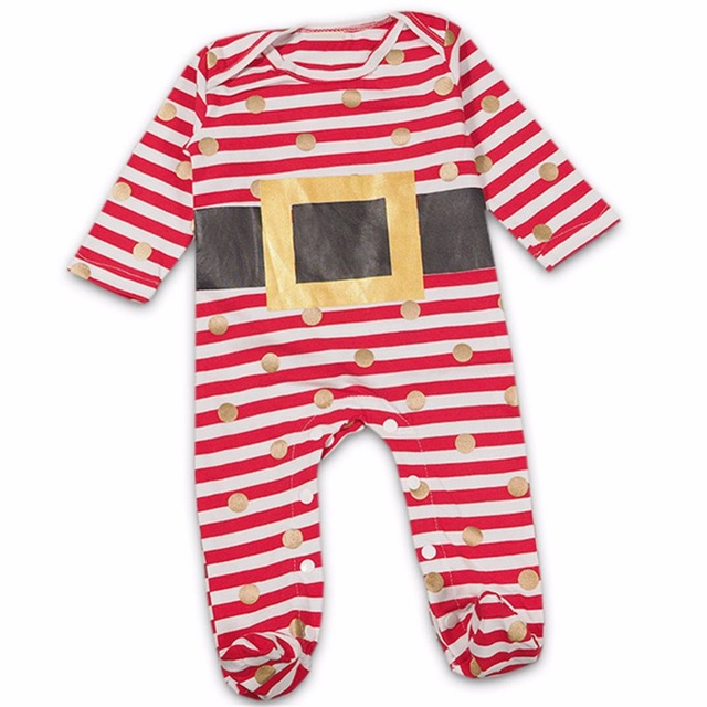 461acd6855ff Unisex Baby Girls Boys Newborn Toddler Infant Long Sleeve Pant Striped  Cotton One-piece Bodysuit Body Suit Kids Clothing 3-24M