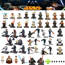 Star Wars Figures Zander Chewbacca Rowan Kordi Darth Malgus Trooper Snowtrooper Inquisitor lepin Building Blocks Kids