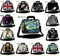 Many Designs Laptop Bag Shoulder Bag Handbag Case For 10.1 11.6 12 13 13.3 14 15 15.6 17 17.4 Laptop Tablet