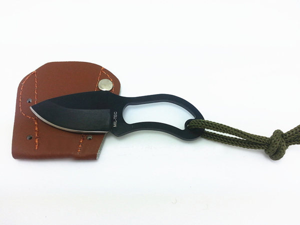 Il nuovo mini coltellino svizzero nero di alta qualità di campeggio - Utensili manuali - Fotografia 2