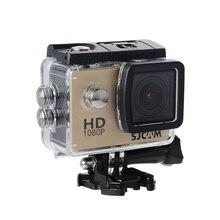 SJCAM SJ4000Wifi NTK96655 Action Camera Diving 30M Waterproof Camera 1080P Full HD 170 Degree helmet Camera vs go pro camera