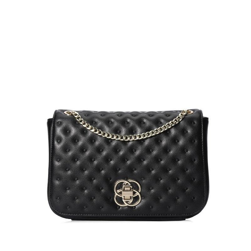 Frische Rautenmuster Mini Mit Kanäle Kettenlaschen Fashion beige Neue Black Bags Messenger Frauen Magnetverschluss Handtaschen wgBd4q