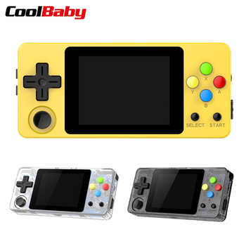 OPEN SOURCE CONSOLE LDK Game version Land Scape game 2.7inch Screen Mini Handheld Family Retro Games Console