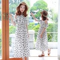 cd23ecd9b 2018 New Baby Beach Dress Girls Dress Kids Summer Dress Toddler Strapless  Children Holiday Floral Dress