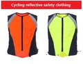 Reflective ridling jerseys Reflective safety clothing Sports safety vest Reflective warning vests