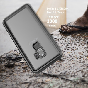 Image 5 - Waterproof Case for Samsung Galaxy S9 S9plus Shockproof Dirtproof Full Sealed Case Cover for Samsung S 9 S9 Plus Swimming Case