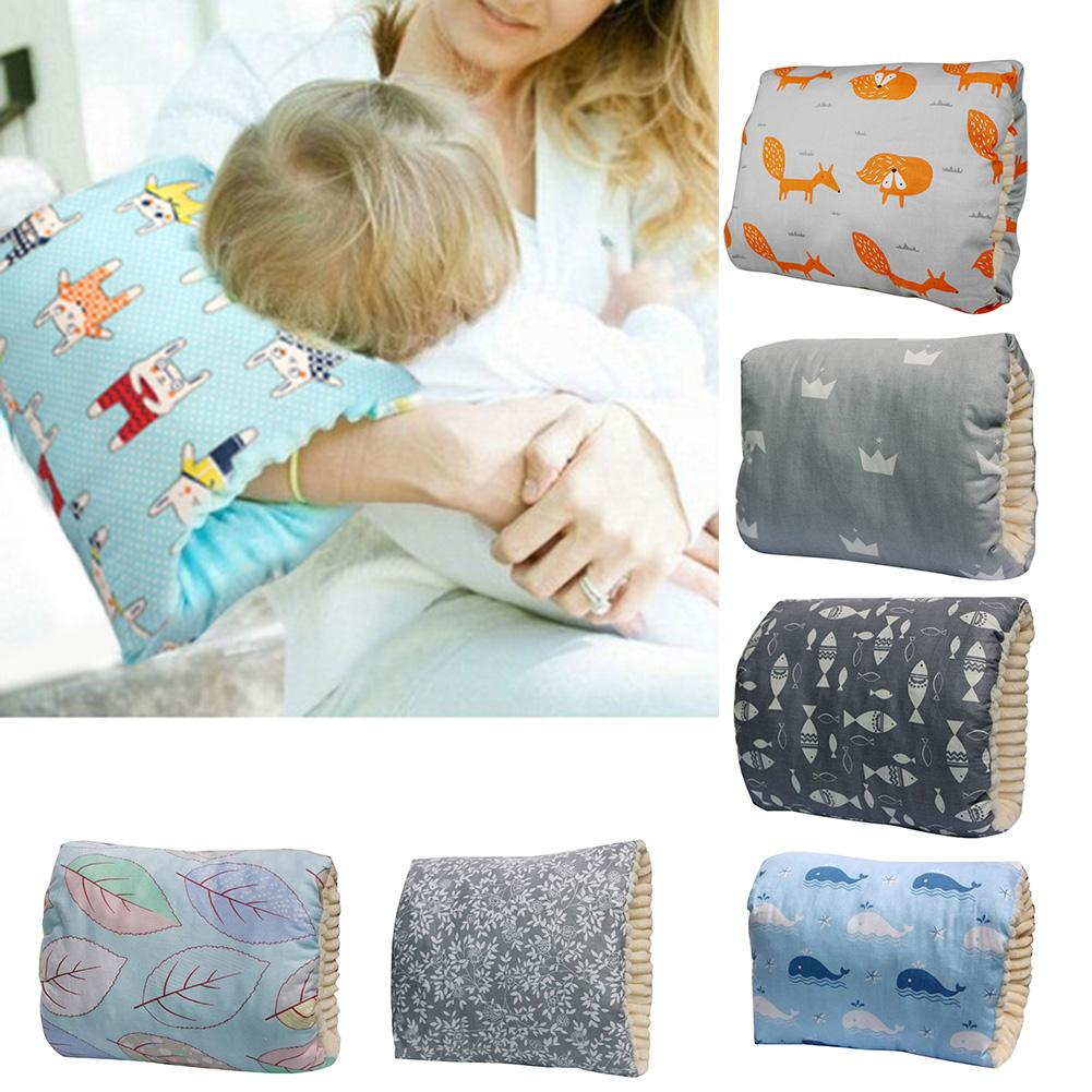 Women Mom Baby Cotton Plush Thicken Nursing Soft Arm Pillow Breastfeeding Arm pillow