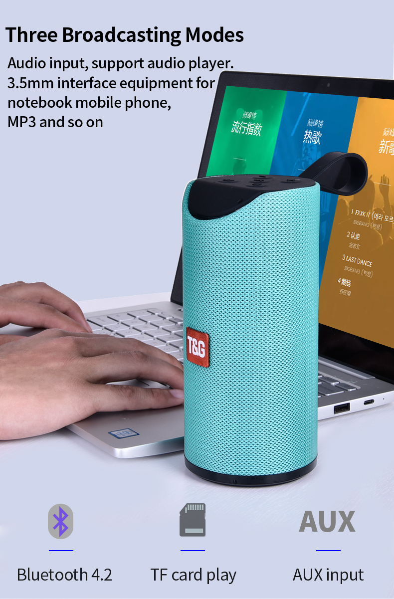 Wireless Portable Bluetooth Speaker HTB1ioimKpzqK1RjSZFvq6AB7VXa2 speaker