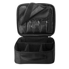 Vanity Brand Women Cosmetic Bag Travels Cosmetics Box Bag Organizer Neceser Beautician Portable Make Up Cases