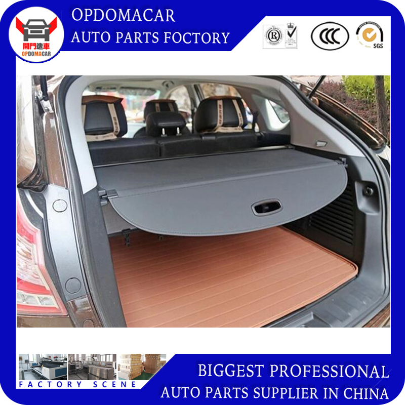 Hot Sale Rear Trunk Security Shield Retractable Cargo Cover