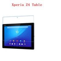Pour Sony Xperia Z4 Table 10.1 pouces diamant Nano durci TPU Super protecteur d'écran d'impact