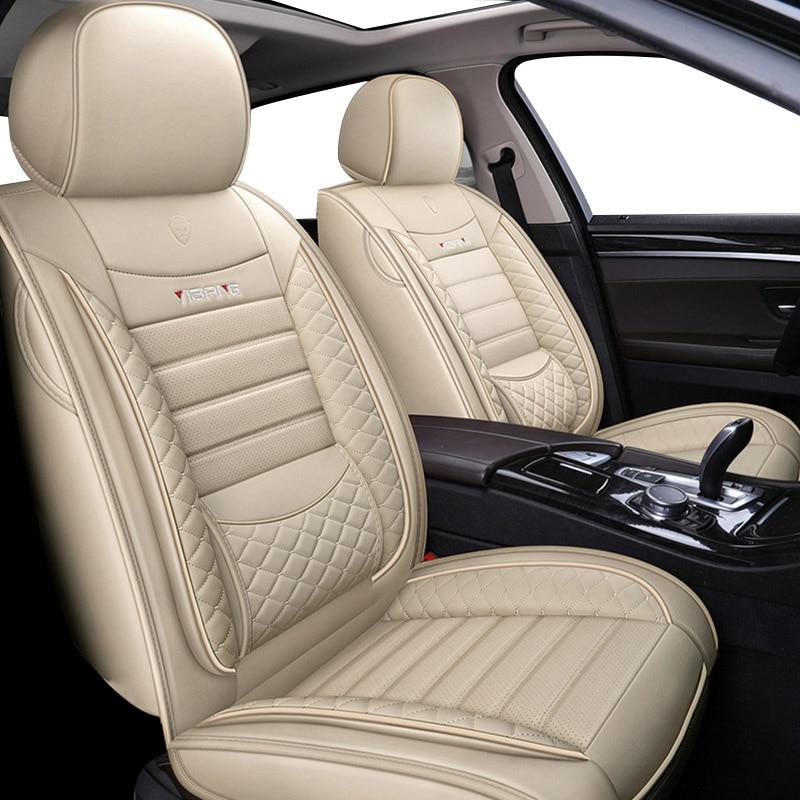Car Believe Car Seat Cover For Hyundai Getz Ioniq I10 Santa Fe Solaris Tucson Creta Ix25 Accessories Covers For Vehicle Seats