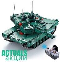 Пульт дистанционного управления Управление в M1A2 Р/У танки Wars 61001 1498 шт. военное оружие Модель конструкторных блоков, Детские кубики, игрушки
