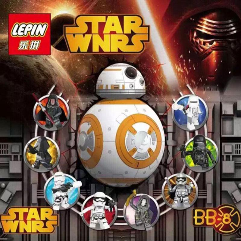 03027 Building Blocks Super Heroes Minifigures Star Wars Minifigures BB8/KYLO REN/SABINE/R5D4/r2d2/Solider Bricks Mini Figures