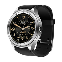 696 3G F10 Smart watch men android 5.1 MTK 6580 1GB 16GB WiFi GPS smartwatch