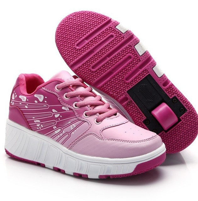 new products a689e c3ed3 Dubbele-kinderen-een-wiel-roller-vliegende-schoenen-jongens-en-meisjes-schoenen-enkele-wheelie-chlildren-wielen-sportschoenen.jpg 640x640.jpg