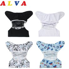 U Pick Alva Baby 1pc Reusable and Washable Diaper Cover 2019 Free Shipping(China)
