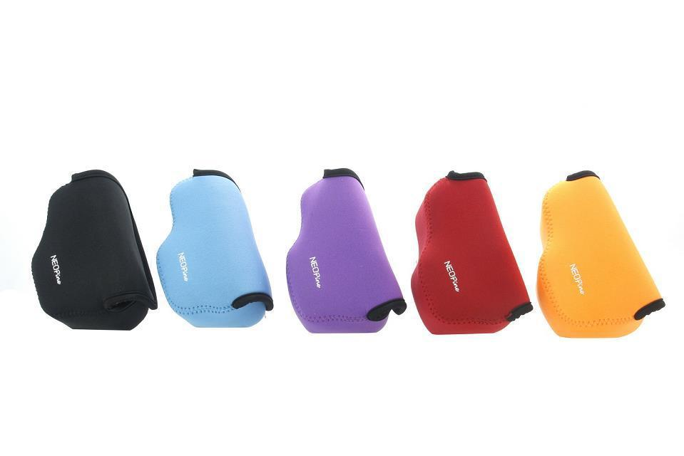 Soft Camera protect cover case bag for <font><b>Sony</b></font> Alpha A6000 a6300 16-50mm 1pcs 5 colors for choose ILCE-<font><b>6000</b></font> bag image