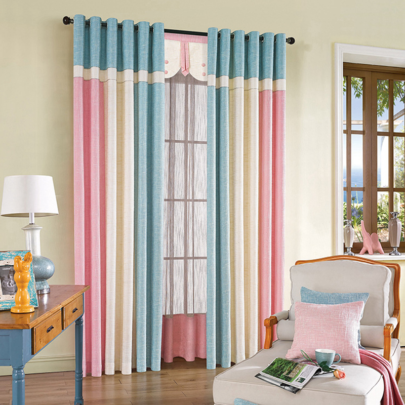 Popular Multi Colored Curtains-Buy Cheap Multi Colored