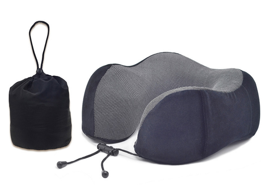 Adjustable-Travel-Pillow-Set-Pure-Memory-Foam-U-shaped-Pillow-AirplaneCarBus-Compact-U-Shaped-Neck-Support-Pillow_01
