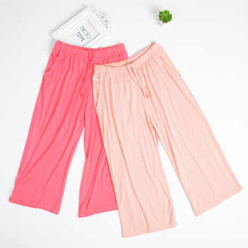 Women home pants for summer leisure pants  Sleep Shorts Women Bottoms Plus size L-4xl 536 - DISCOUNT ITEM  0% OFF All Category