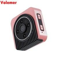 Volemer Mini Camera Wifi IP Wireless HD 1080P Infrared Micro Camcorders IR Night Vision Portable Recorder