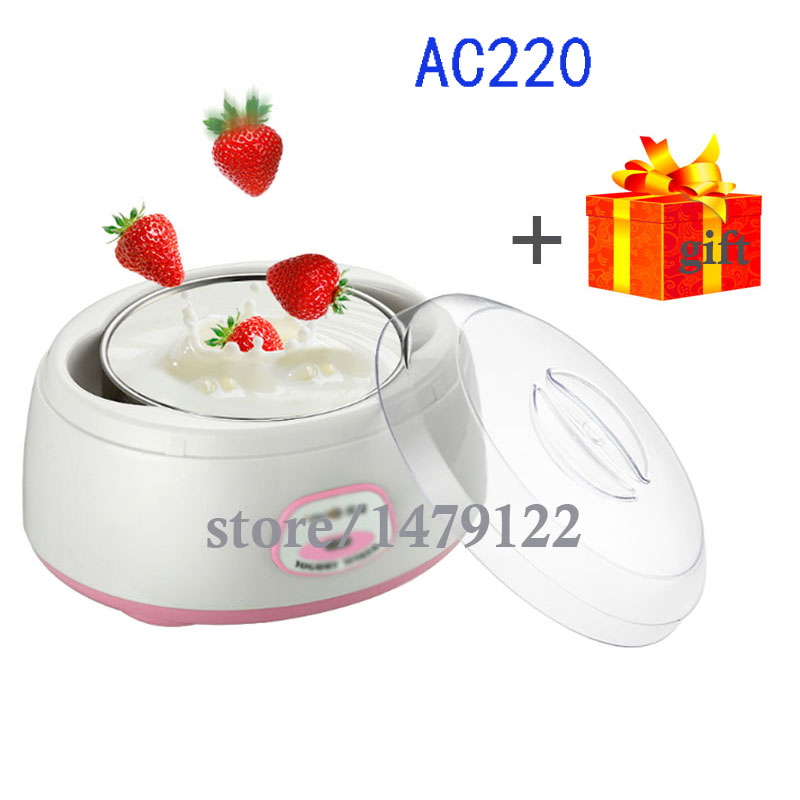 benefits stainless steel wholesale yogurt machine automatic household yogurt natto machine таймер product benefits 3500w