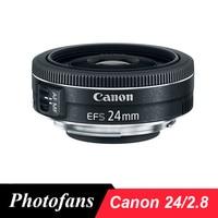 Canon 24/2.8 STM Lens Canon EF S 24mm f/2.8 STM Lens for Canon 650D 700D 800D 60D 70D 80D T3i T5i