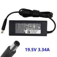 65 W 19.5 V 3.34A Per Dell Inspiron 15 1750 1545 1525 6000 8600 PA12 XPS M1330 PA-12 PA-21 AC adattatori per Notebook di Potere del Caricatore di Alimentazione