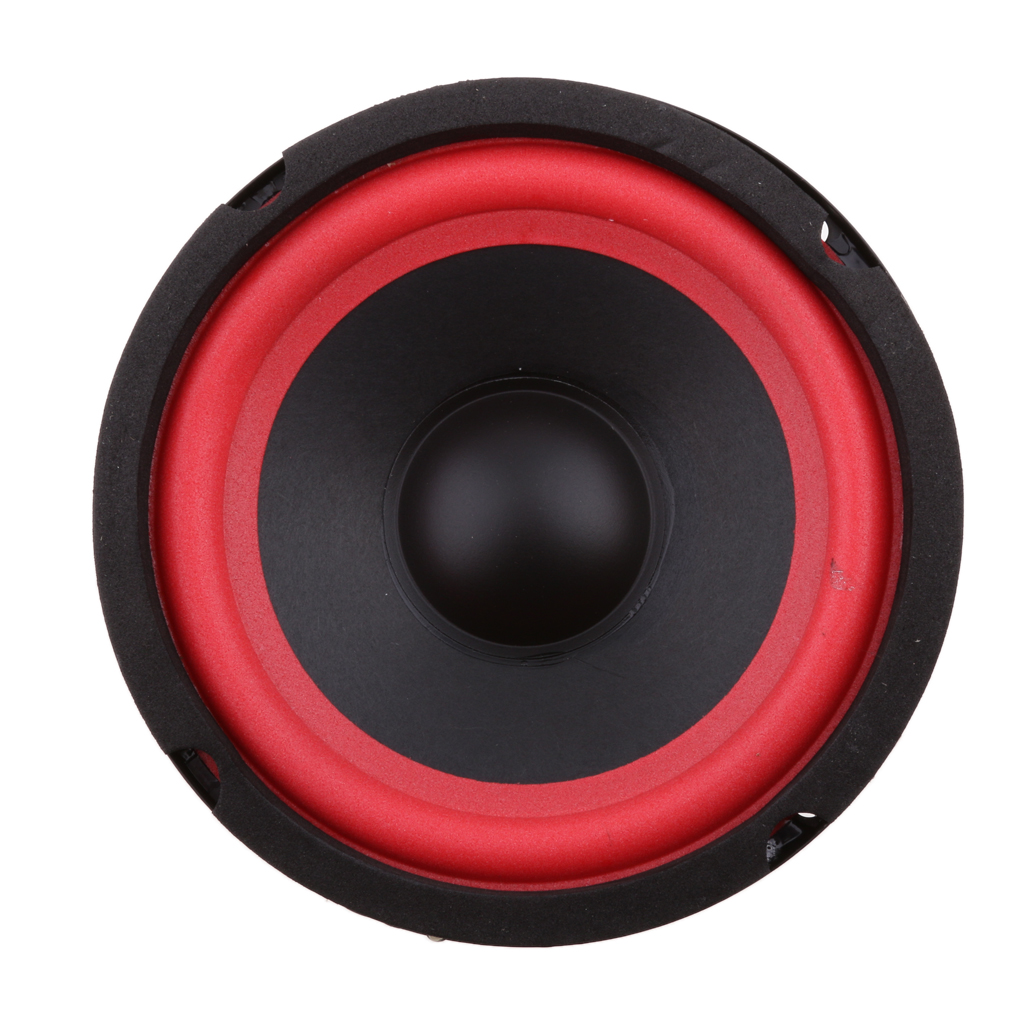 5' inch 4 Ohm 25W Midrange Car Audio Speaker Stereo Subwoofer Loudspeaker Horn Car Electroic Parts