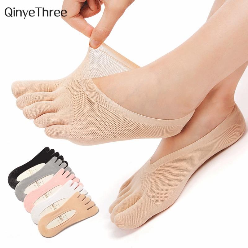 Five-finger anti-skid breathable Socks