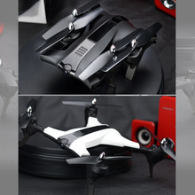 New RC Helicopter Drone with Camera HD 720P WIFI FPV RC Drones Professional Foldable Quadcopter X-17 VS VISUO XS809HW E58 X12 недорого