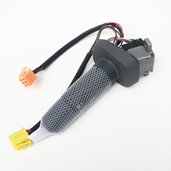 1 PC 81.25509.0127 81.25509 0127 81255090127 włącz sygnał świetlny wycieraczek przełącznik wielofunkcyjny przełącznik kombinowany do ciężarówki Man TGA|switch switch|switch turn signalswitch wiper -