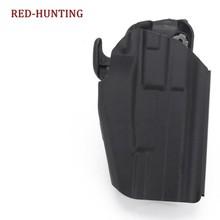 Cinto Coldre de Arma Universal Fit Glock 19 23 38/H & K P30 VP9 45 pistola/pistola Ruger 9E