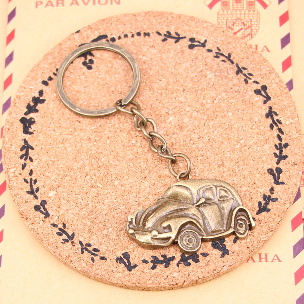 Vintage watering pot Key Rings Fashion Car Keychain Silver Color Metal Key Chains Accessory